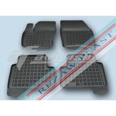 Коврики резиновые в салон для Ford Kuga II 2013-... Rezaw-Plast