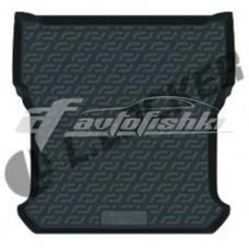 Коврик в багажник на Fiat Doblo Cargo (00-)