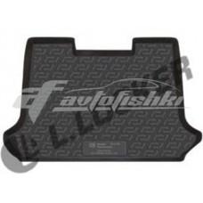 Коврик в багажник на Fiat Doblo Panorama 2000-2010 Lada Locker
