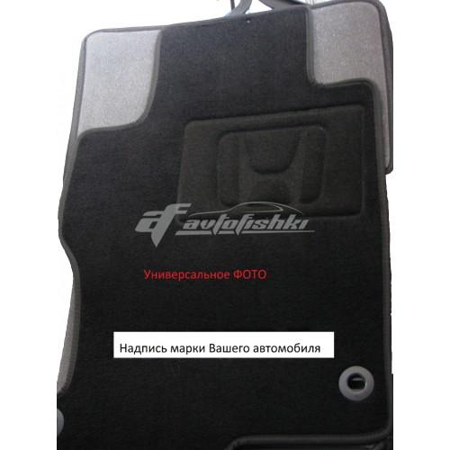Коврики ворсовые на Lancia Ypsilon 11- Черные