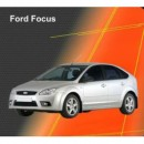 Чехлы на сиденья для Ford Focus II Hatchback с 2004-10 г