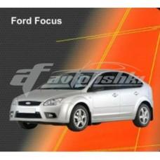 Чехлы на сиденья для Ford Focus II Hatchback 2004-2011 EMC Elegant