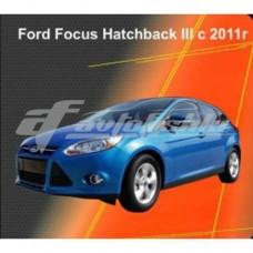 Чехлы на сиденья для Ford Focus III Hatchback с 2010 г