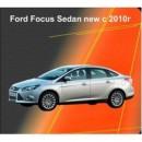 Чехлы на сиденья для Ford Focus III Sedan с 2010 г
