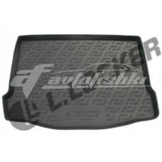 Коврик в багажник на Ford Focus new III HB (11-)