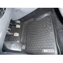 Коврики резиновые на  Ford Focus II (08-) тэп к-т