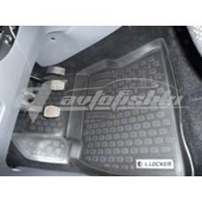 Резиновые коврики на Ford Focus II 2008-... Lada Locker