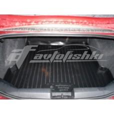 Коврик в багажник на Ford Focus SD (98-05)