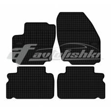 Коврики в салон резиновые Ford S-Max I 2010-2015 Frogum