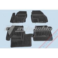 Коврики резиновые для Ford Grand Tourneo Connect II с 2013 -, 3-