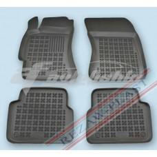Коврики в салон резиновые для Subaru Forester III 2008-2013 Rezaw-Plast