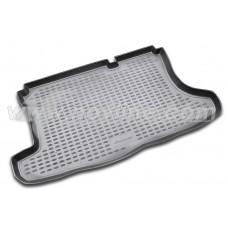 Резиновый коврик в багажник на Ford Fusion 2002-2012 Novline (Element)