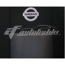Чехлы на сиденья для Nissan Primastar Van (1+2) 2002-2016 EMC Elegant