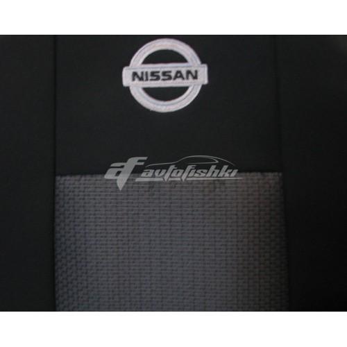 Чехлы на сиденья для Nissan Primastar Van 1+2 c 2006 г.