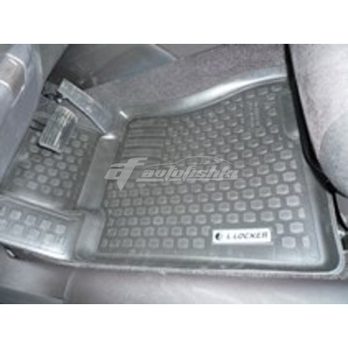 Коврики резиновые на Honda Accord SD (08-) тэп к-т