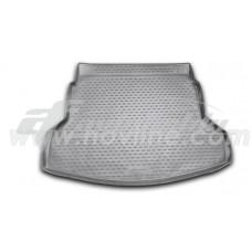 Резиновый коврик в багажник на Honda CR-V IV 2012-2017 Novline
