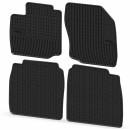 Коврики резиновые на HONDA Civic VIII 3/5d hatchback 2006-2012 ч