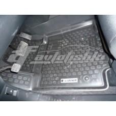 Резиновые коврики на Honda Pilot 2008-2015 Lada Locker