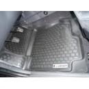 Коврики резиновые на  Hyundai Elantra (07-) тэп к-т