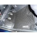 Коврики резиновые на  Hyundai Getz (03-) тэп к-т