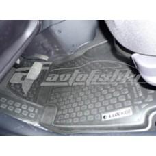 Коврики резиновые на Hyundai Matrix (01-) тэп к-т