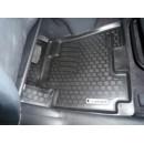 Коврики резиновые на  Hyundai Tucson (04-) тэп к-т