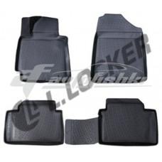 Коврики резиновые на Hyundai i30 тэп (12-) к-т