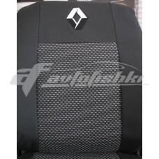 Чехлы на сиденья для Dacia Logan Sedan с 2004 г