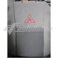 Чехлы на сиденья для Mitsubishi Outlander Sport до 2003-07 г