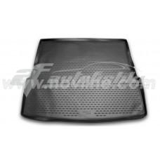 Резиновый коврик в багажник на Infiniti QX56 2004-2010 (длинный) Novline (Element)
