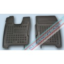 Коврики резиновые для Iveco EuroCargo III c 2008 - передние с до