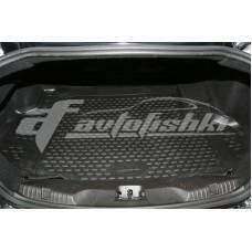 Коврик в багажник JAGUAR XF, 2009 сед. (полиуретан)