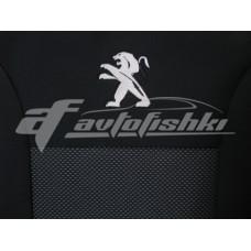 Чехлы на сиденья для Peugeot 208 Hatch 5d с 2012 г