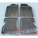 Коврики резиновые для Renault Kangoo 2003- , 4 двери