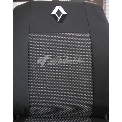 Чехлы на сиденья для Renault Logan Sedan (раздельн.) с 2013 г