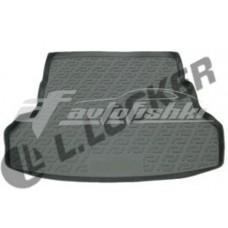 Коврик в багажник на Kia Rio III SD (11-)