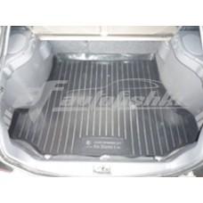 Коврик в багажник на Kia Shuma II (98-)
