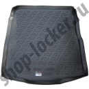 Коврик багажника Volkswagen Passat B-8 2014-... sedan L.Locker