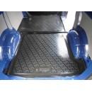 Коврик багажника Volkswagen Transporter T5 задний 2002-… L.Locker