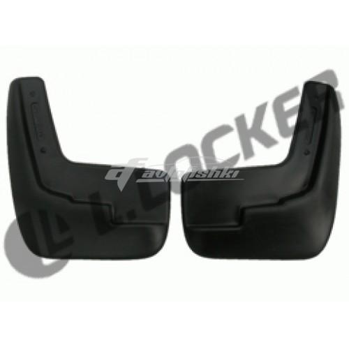Брызговики Chevrolet Cobalt 2012-... передние L.Locker