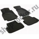 Коврики резиновые AUDI A4 B8 2007-2015 L.Locker