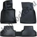 Коврики 3D салона BMW X6 E71 2007-2014 L.Locker