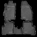 Коврики резиновые на  FIAT Grande Punto 2005- L.Locker