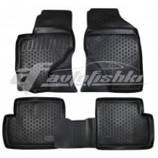 Резиновые коврики на Geely FC Vision 2006-2011 Lada Locker
