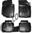 Коврики резиновые 3D Suzuki SX4 II 2013-... L.Locker