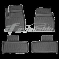Коврики резиновые на УАЗ 3163 Патриот