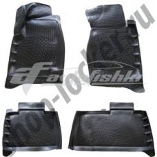 Коврики резиновые на УАЗ Patriot 2012-