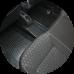 Коврики резиновые Ravon R2 2015-... L.Locker