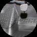 Коврики 3D резиновые на Chevrolet Cobalt 2012-... L.Locker