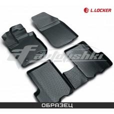 Коврики 3D резиновые TOYOTA Corolla IX 2000-2008 L.Locker